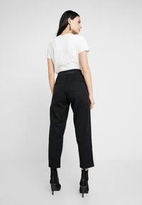 G-Star - CHISEL MID ANKLE - Trousers - black - 2