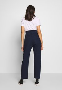G-Star - PAPERBAG - Trousers - sartho blue - 2