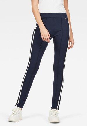 NOSTELLE HIGH - Leggings - Trousers - sartho blue