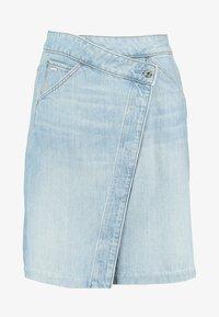 G-Star - 5622 WRAP SKIRT - A-line skirt - ultra aged - 3