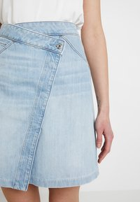 G-Star - 5622 WRAP SKIRT - A-line skirt - ultra aged - 4