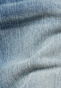 G-Star - 3301 Fringe Midi - Gonna di jeans - blue denim - 5