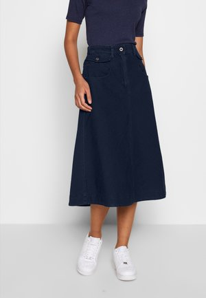 ARMY RADAR MIDI - A-Linien-Rock - sartho blue