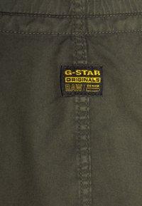 G-Star - UTILITY WRAP MINI SKIRT - A-line skjørt - olive - 5