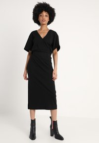 G-Star - BOHDANA DRESS - Jersey dress - black - 0