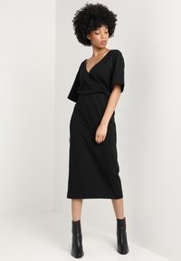 G-Star - BOHDANA DRESS - Jersey dress - black - 1