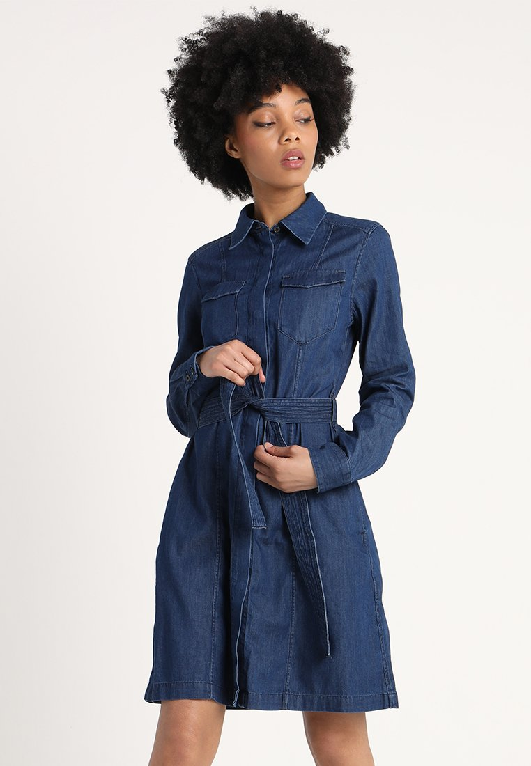 G-Star - TACOMA DRESS - Jerseykleid - rinsed