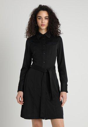 TACOMA STRAIGHT FLARE SHIRT DRESS L\S - Robe chemise - mata twill