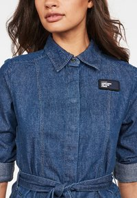 G-Star - Robe en jean - blue denim - 2
