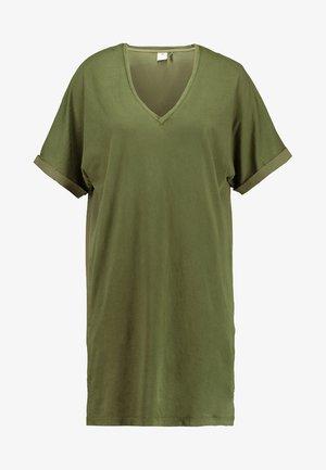 JOOSA DRESS - Jersey dress - sage