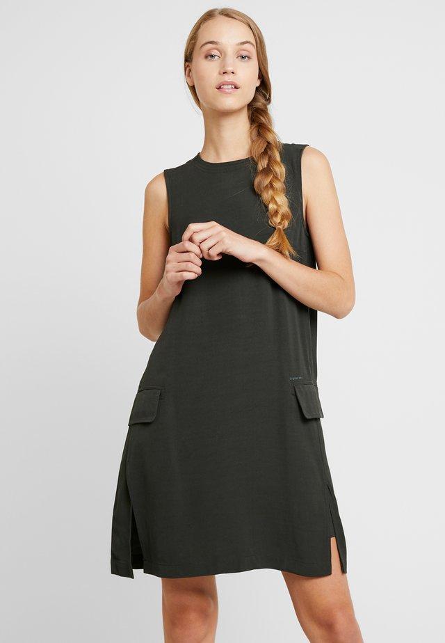 BLAKE - Vestido informal - dark green