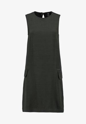 BLAKE DRESS - Denní šaty - dark green