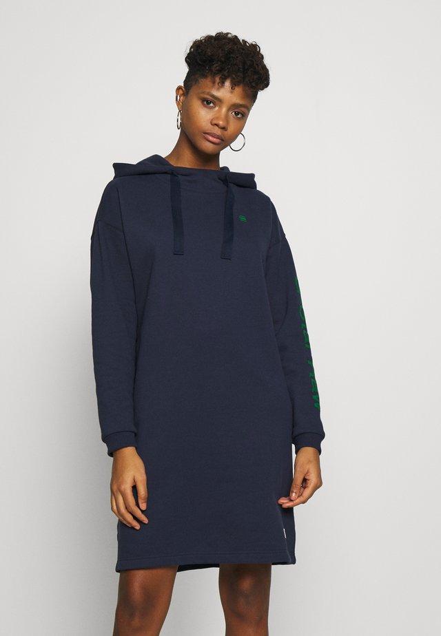 SCOLLA - Sukienka letnia - sartho blue