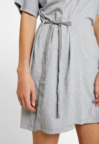 G-Star - DISEM LOOSE DRESS - Jerseyjurk - grey - 5