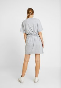 G-Star - DISEM LOOSE DRESS - Jerseyjurk - grey - 3