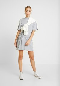G-Star - DISEM LOOSE DRESS - Jerseyjurk - grey - 2