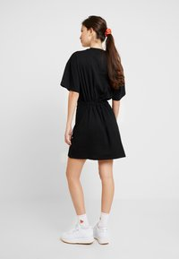 G-Star - DISEM LOOSE DRESS - Jerseyklänning - dk black - 3