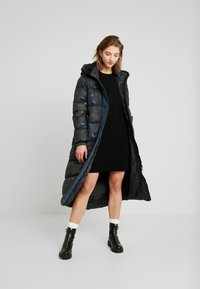 G-Star - GUZAKI DRESS - Robe pull - black - 1
