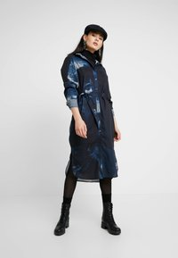 G-Star - LANC MIDI - Shirt dress - imperial blue/mazarine blue ao - 1
