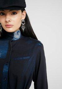 G-Star - LANC MIDI - Shirt dress - imperial blue/mazarine blue ao - 3
