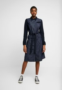 G-Star - HA ARMY  - Denim dress - rinsed