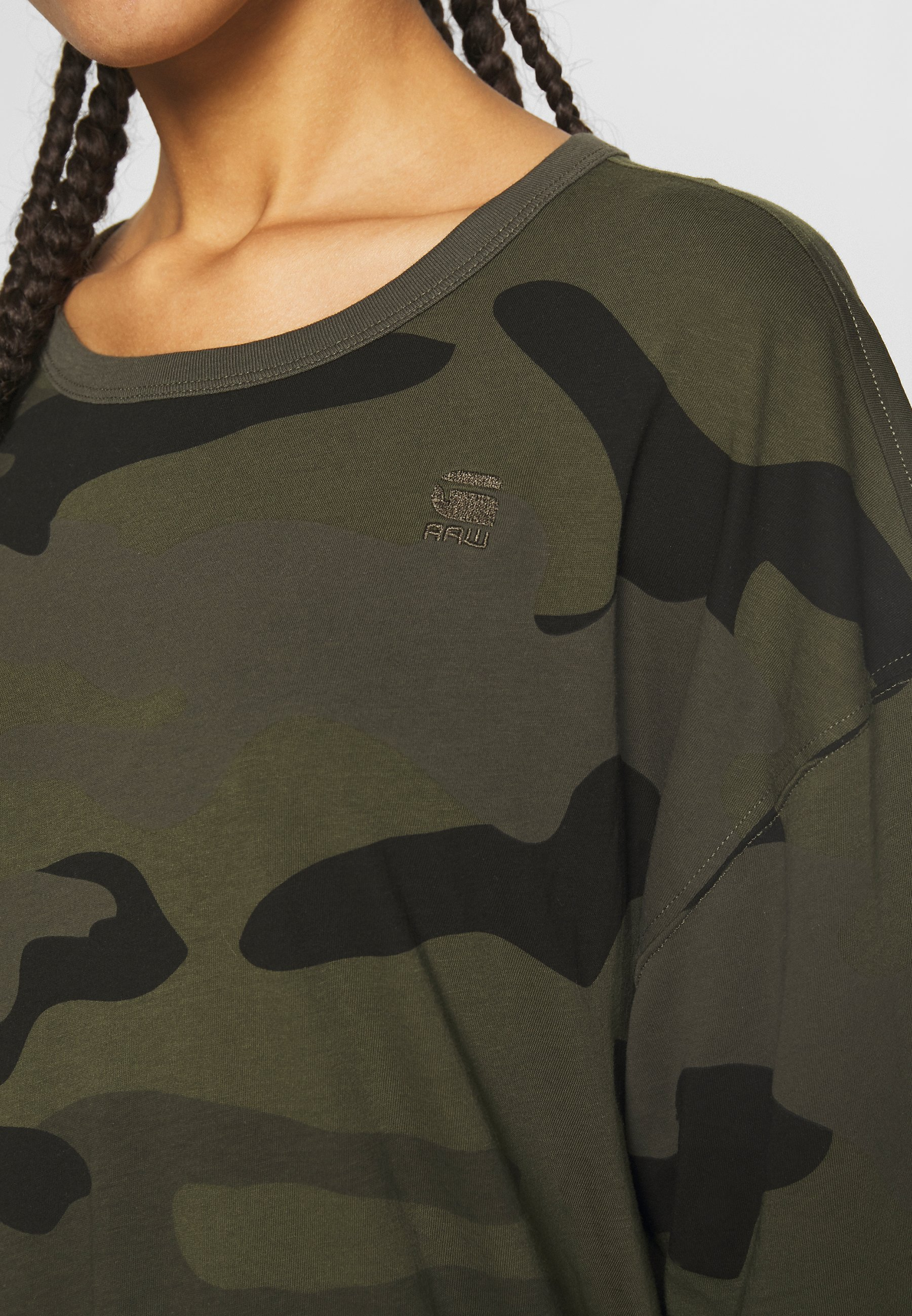 G-star Yiva Dress - Jerseykleid Green Black Friday