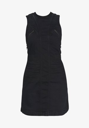 LYNN SLIM 2-ZIP DRESS - Vardagsklänning - worn in blue storm
