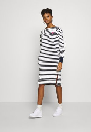 XZYPH YD STRIPE - Day dress - sartho blue/milk