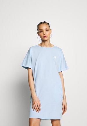 JOOSA DRESS R WMN S/S - Žerzejové šaty - siali blue