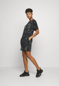 G-Star - JOOSA DRESS R WMN S/S - Jersey dress - khaki - 1