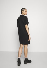 G-Star - JOOSA FUNNEL - Jersey dress - black - 3