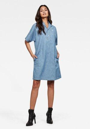 POLO STRAIGHT  - Korte jurk - blue