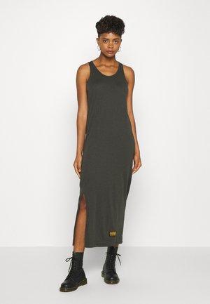 LYKER - Maxi dress - asfalt