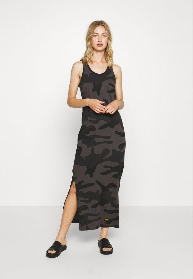 LYKER - Maxi šaty - raven