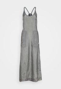G-Star - SLIP  - Długa sukienka - grey - 3