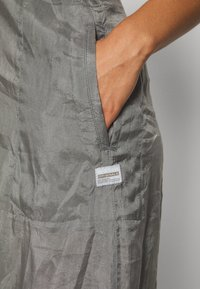 G-Star - SLIP  - Długa sukienka - grey - 4