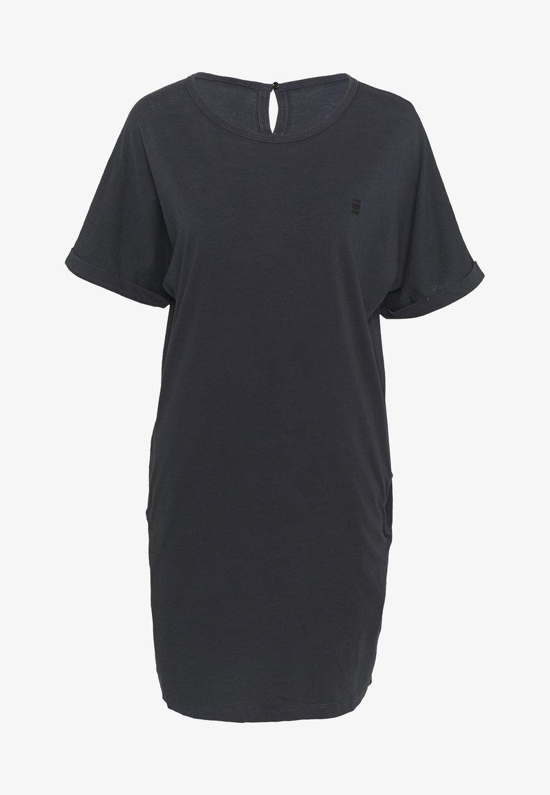 G-Star - JOOSA  - Jersey dress - black