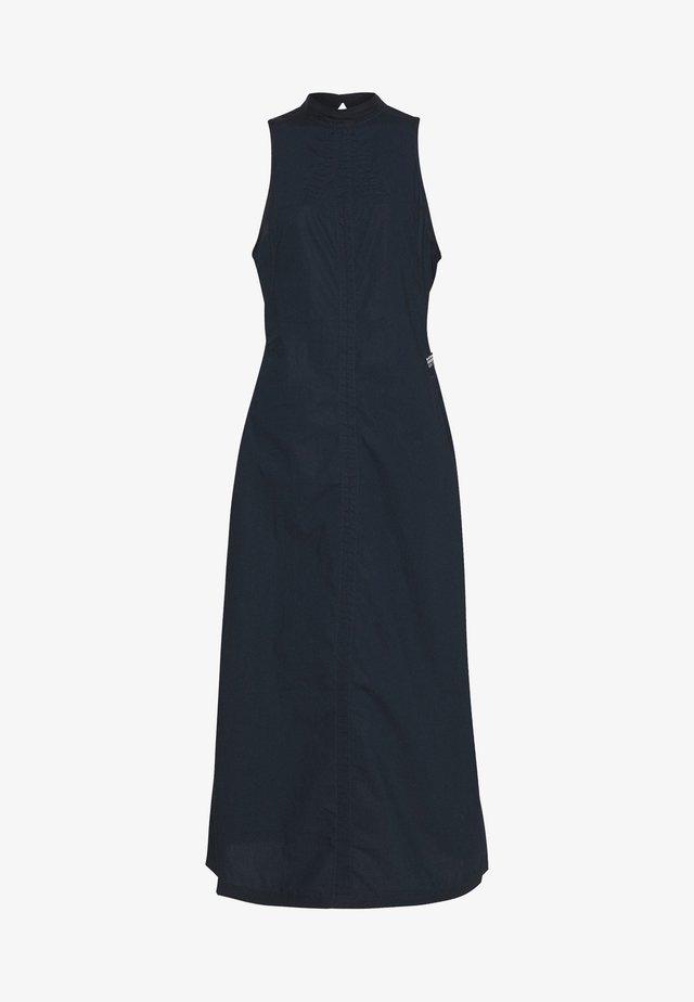 UTILITY LONG  - Maxi-jurk - mazarine blue