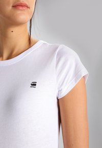 G-Star - EYBEN SLIM - T-shirt basique - white - 3