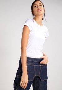G-Star - EYBEN SLIM - T-shirt basic - white - 0