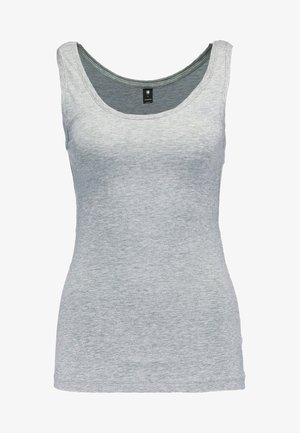 BASE - Top - grey htr