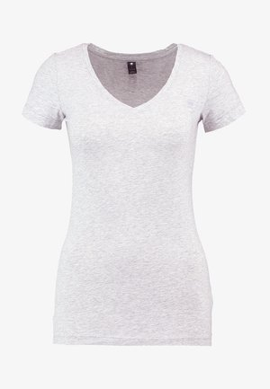 BASE V T WMN CAP SL - T-shirt - bas - grey heather