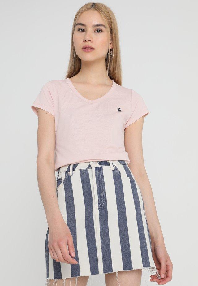 EYBEN SLIM - T-shirt basic - pyg