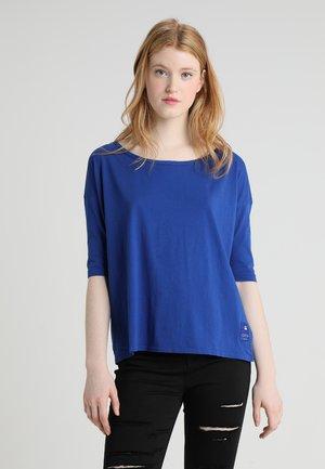 LAJLA R T WMN 1\2 SLV - T-shirt basic - blue