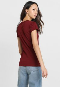 G-Star - EYBEN SLIM - T-shirt basique - bright russet