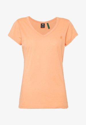 EYBEN SLIM - T-shirt basic - tangerine