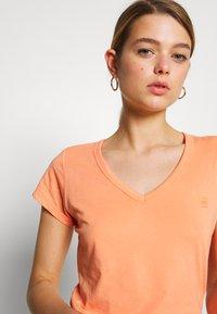 G-Star - EYBEN SLIM - T-shirt basique - tangerine - 3