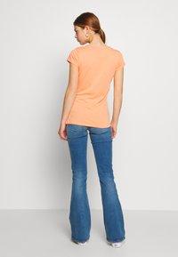 G-Star - EYBEN SLIM - T-shirt basique - tangerine - 2