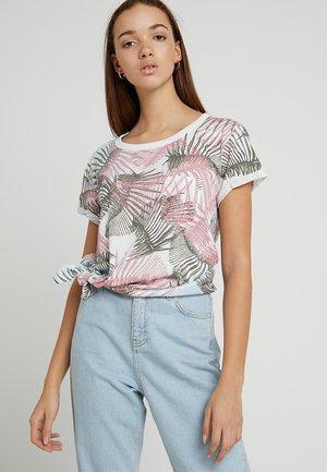 YIVA - T-shirt print - offwhite/multicoloured
