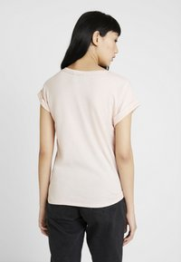 G-Star - GRAPHIC 23 CAPER KNOTTED - T-shirts med print - rose - 2